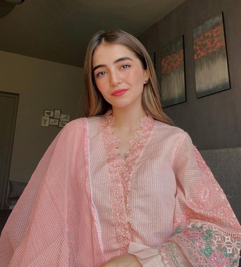 Asim Azhar's Rumored Fiancee Merub Ali Eid Pictures