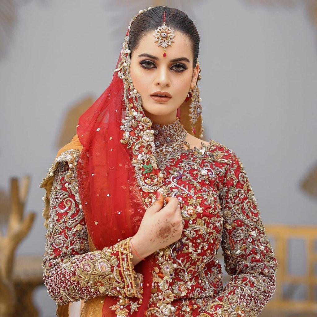 Samsara Couture House Featuring Minal Khan