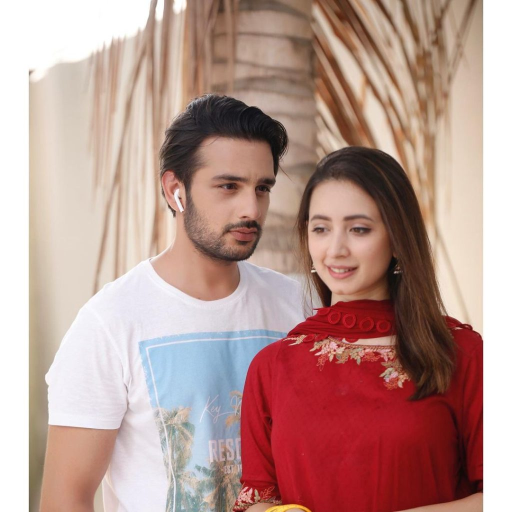 BTS Images From The Set Of Drama Serial Mohlat