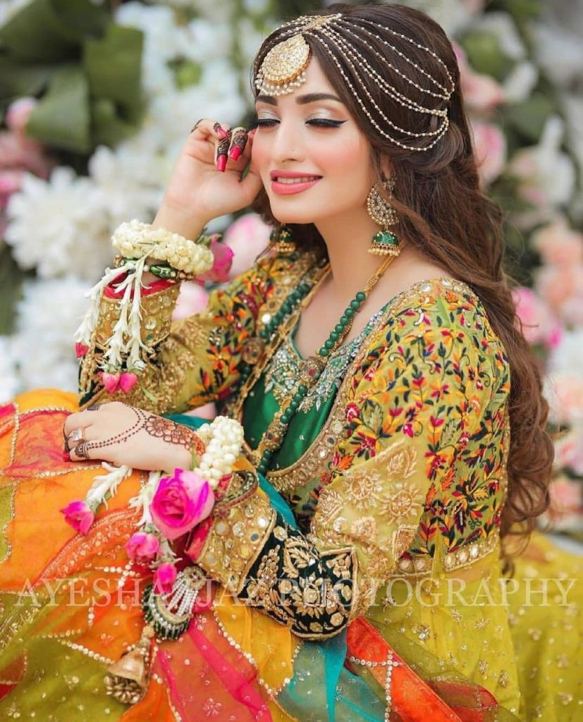 Nawal Saeed Exudes Elegance In Her Latest Fashion Shoot