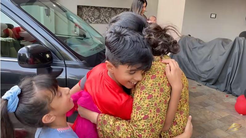 Rahim Pardesi Surprised His Wife