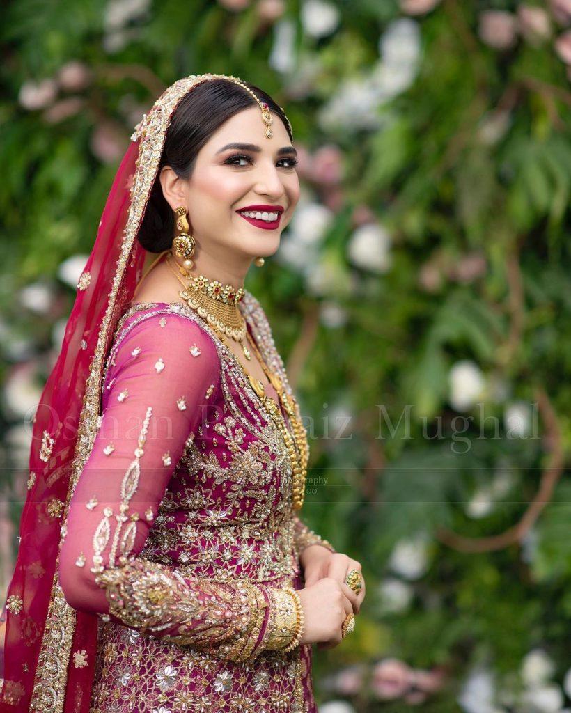 Ramsha Khan Looks Like A Diva In Her Latest Bridal Shoot