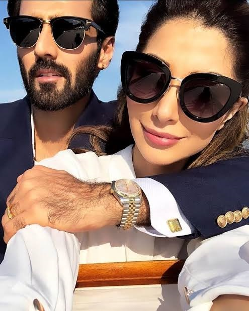 Sabeeka Imam And Hasnain Lehri Together After Almost Two Years Of Breakup