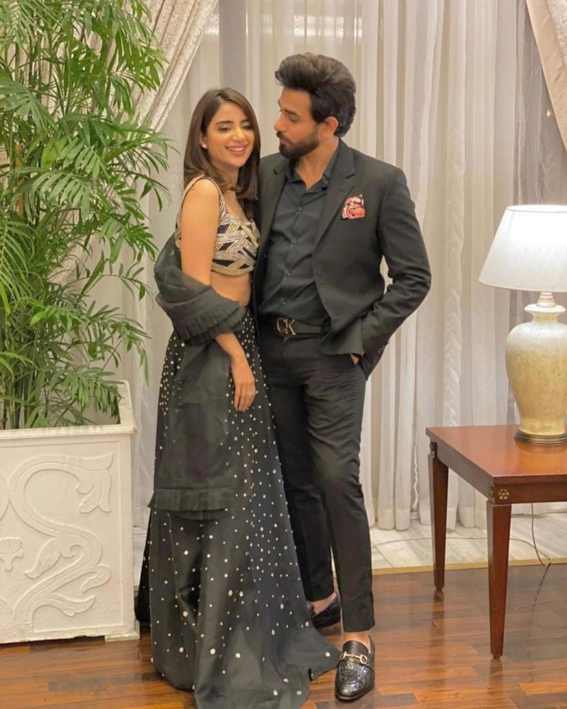 Solo Clicks Of celebrities Spotted At Shamir Shunaid's Reception