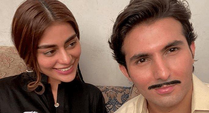 Fans Are Loving Ali Gul Pir's Recreation On Sadaf Kanwal's Viral Clip