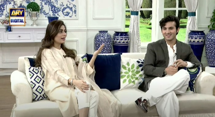 First Gifts That Shahroz And Sadaf Gave To Eachother