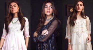Sadia Aamir Latest Collection Featuring Sadaf Kanwal