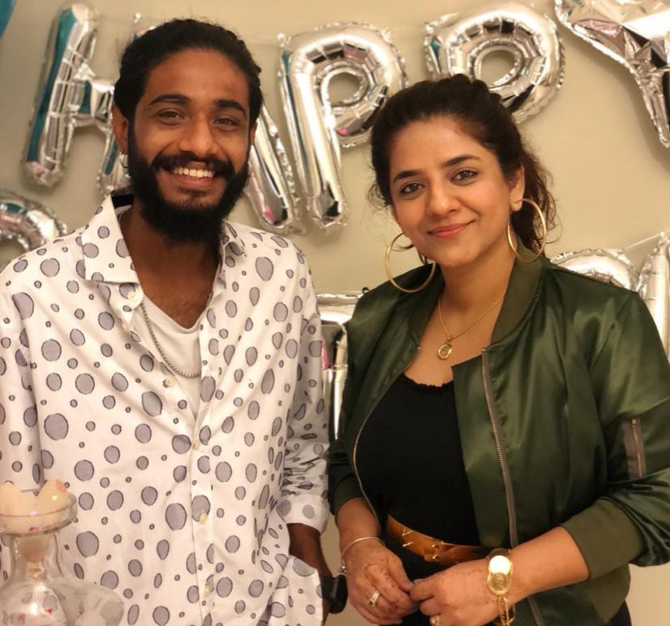 Sadia Jabbar Celebrated Her Birthday With Husband And Close Friends