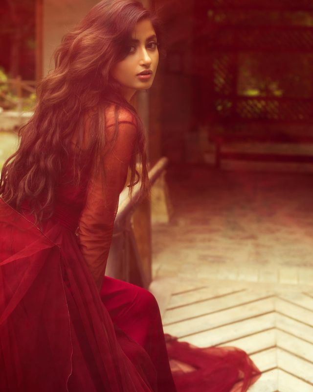Sajal Aly's Beautiful Unseen Pictures From Northern Areas Of Pakistan