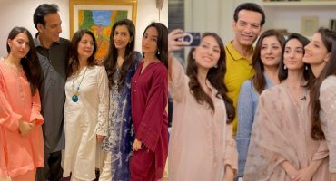 Saleem Sheikh Latest Beautiful Pictures With Family