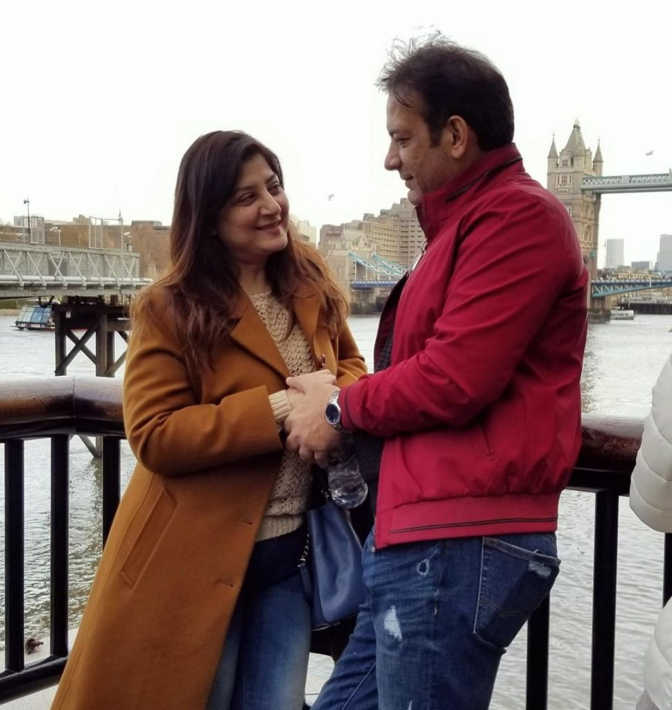 Saleem Sheikh Shared His Very Filmy Love Story