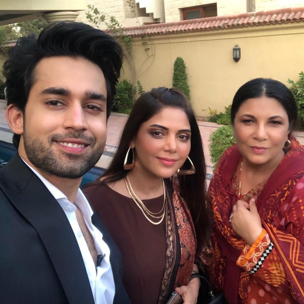 Bilal Abbas Khan And Hadiqa Kiani All Set To Share The Screen Together