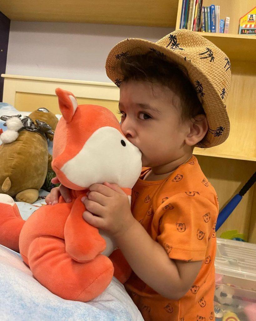 Faysal Quraishi Celebrates 18th Month Of Little Farman