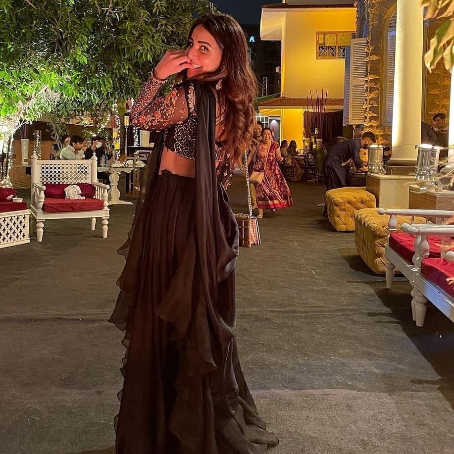 Star-Studded Mehndi Night Of Sultana Siddiqui's Grandson