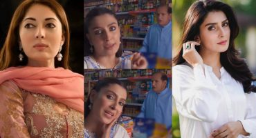 Sharmila Faruqui Expressed Displeasure Over Ayeza Khan's Controversial Scene From Laapata