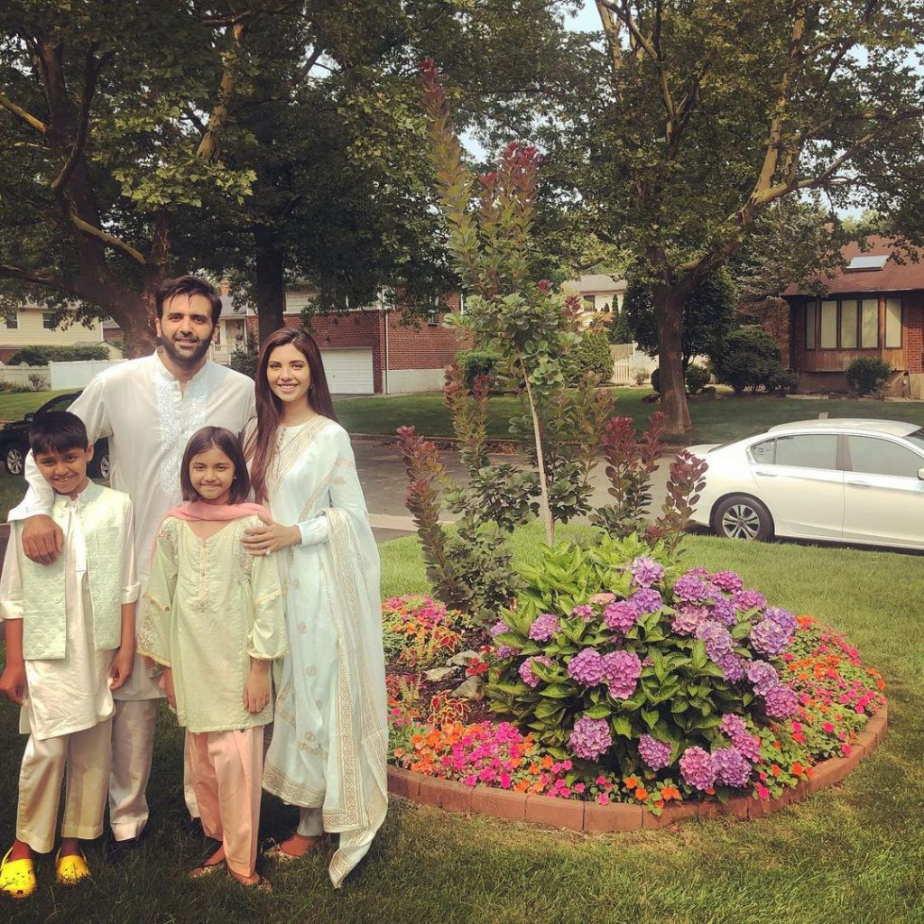 Sunita Marshall Celebrates Eid-ul-Adha 2021 With Family In New York