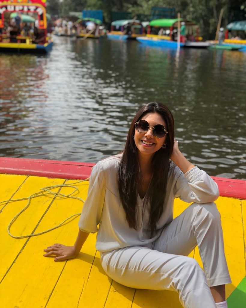 Sunita Marshall Exploring Mexico With Family- Beautiful Pictures