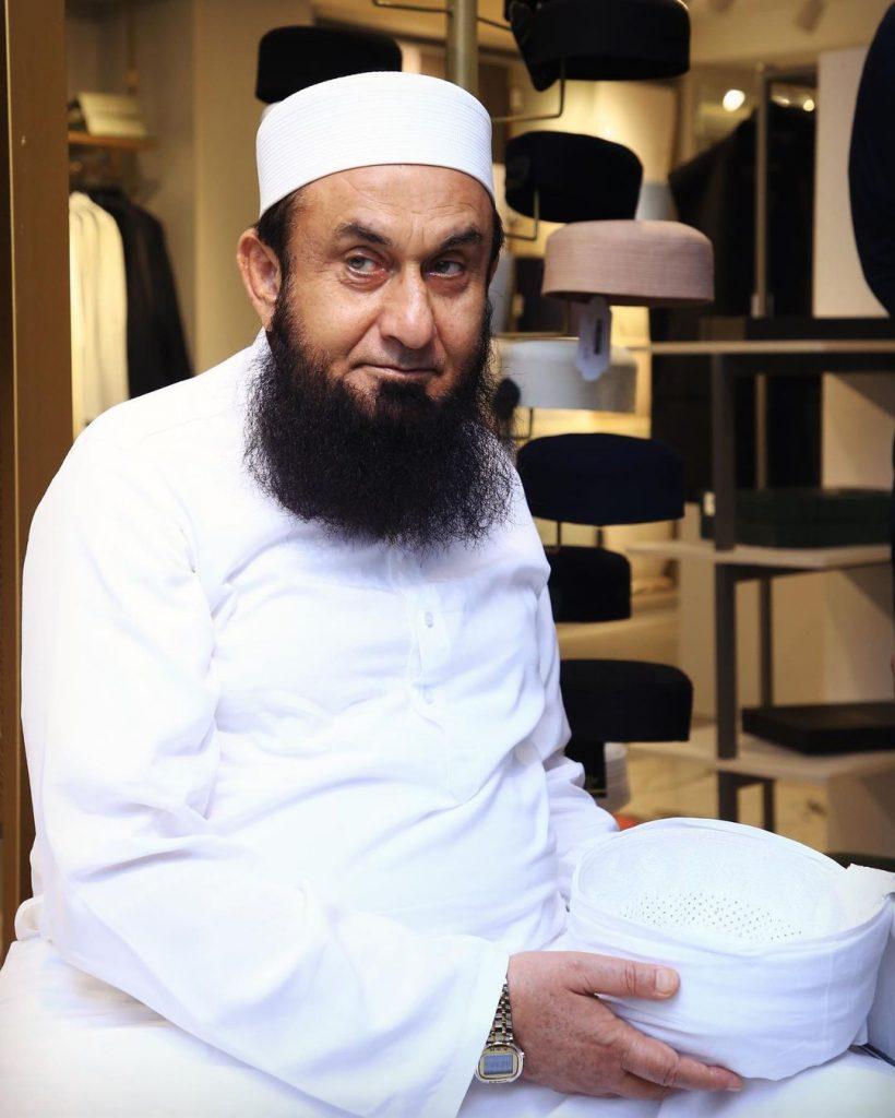 Nadia Hussain Wants An Explanation From Maulana Tariq Jamil