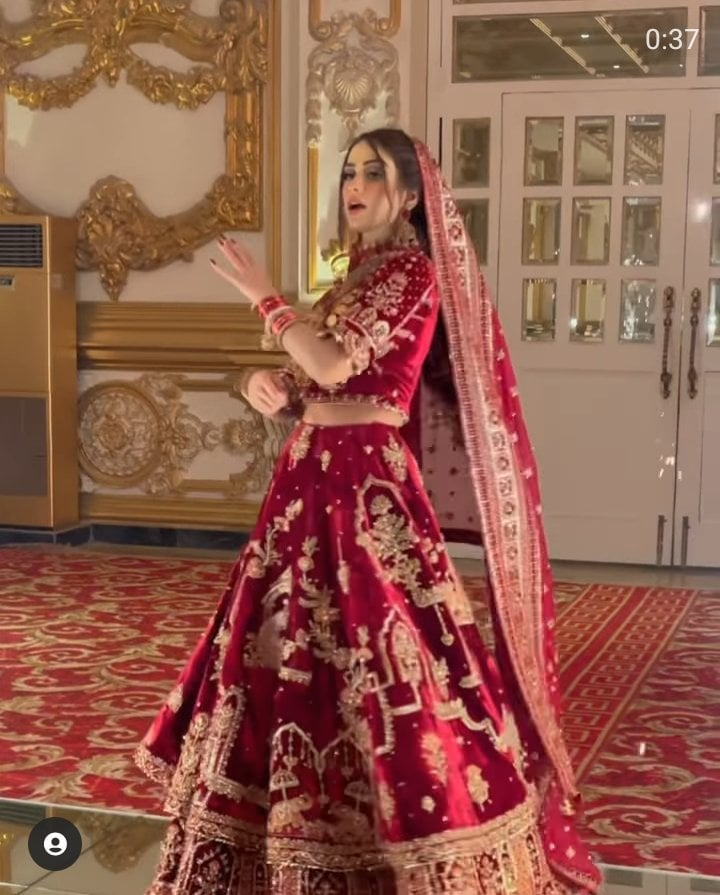 Public React To Viral Dance Video Of A Bride's Entry At Her Wedding