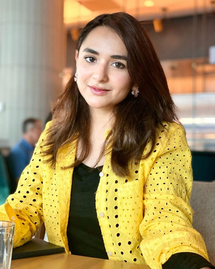 Latest Beguiling Pictures Of Yumna Zaidi