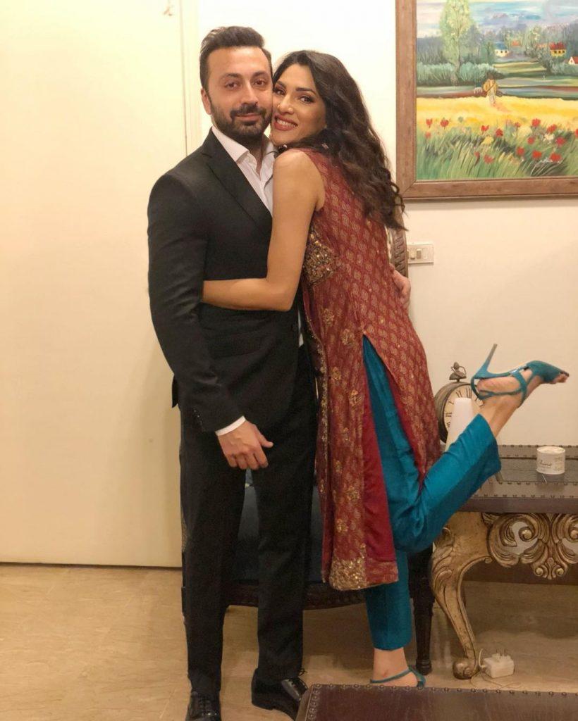 Zhalay Sarhadi Celebrates 14th Wedding Anniversary