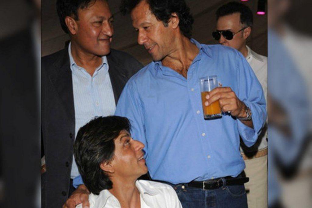 Shahrukh Khan's Epic Fan Moment About Imran Khan