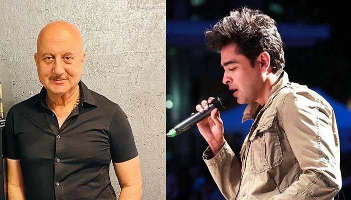 Shehzad Roy Corrects Anupam Kher On Claiming Pakistani Kids as Indians