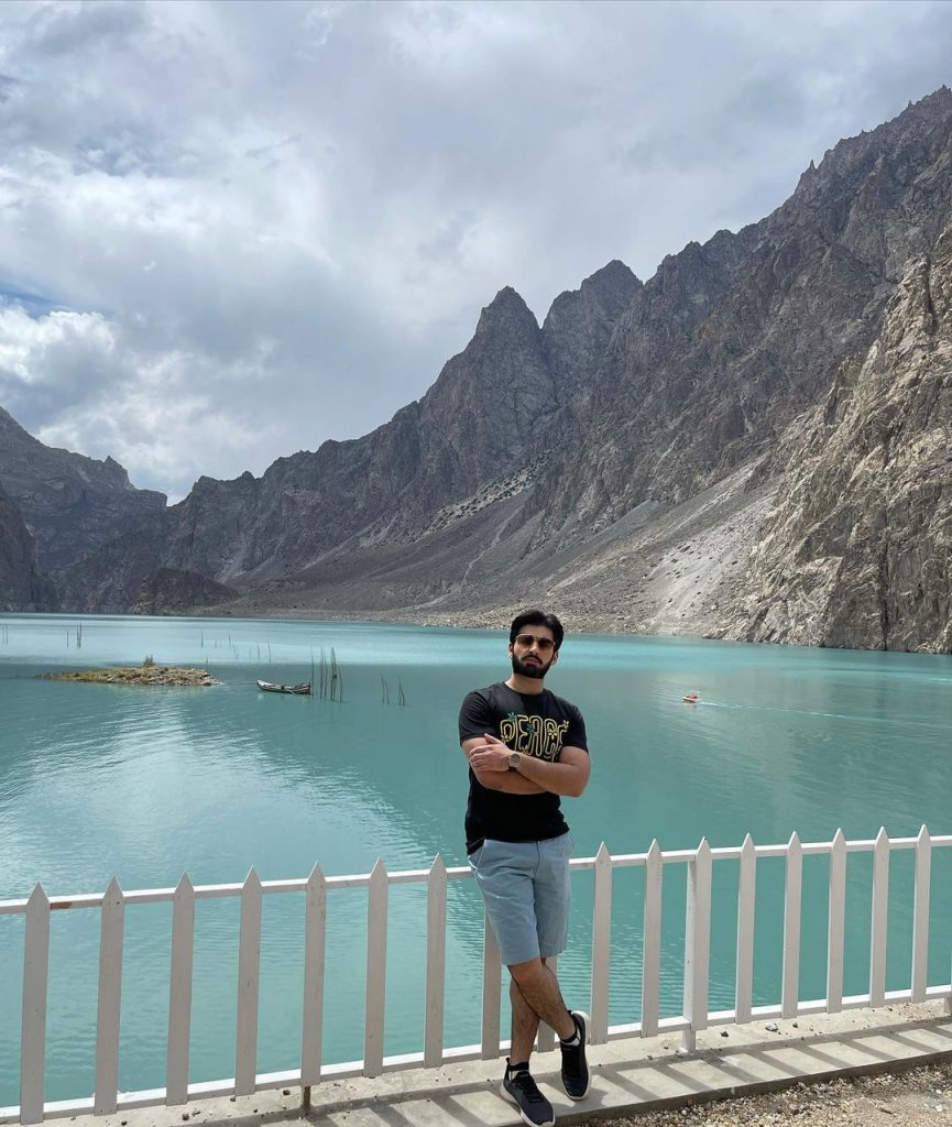 Aiman And Muneeb Treat Fans With More Pictures From Hunza