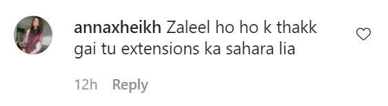 Netizens Troll Alizeh Shah After She Got Hair Extensions Transformation