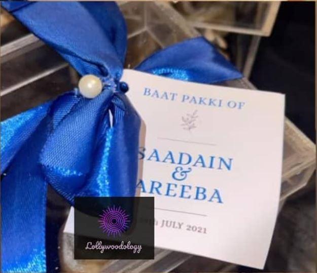 Actress Areeba Habib All Set To Tie The Knot