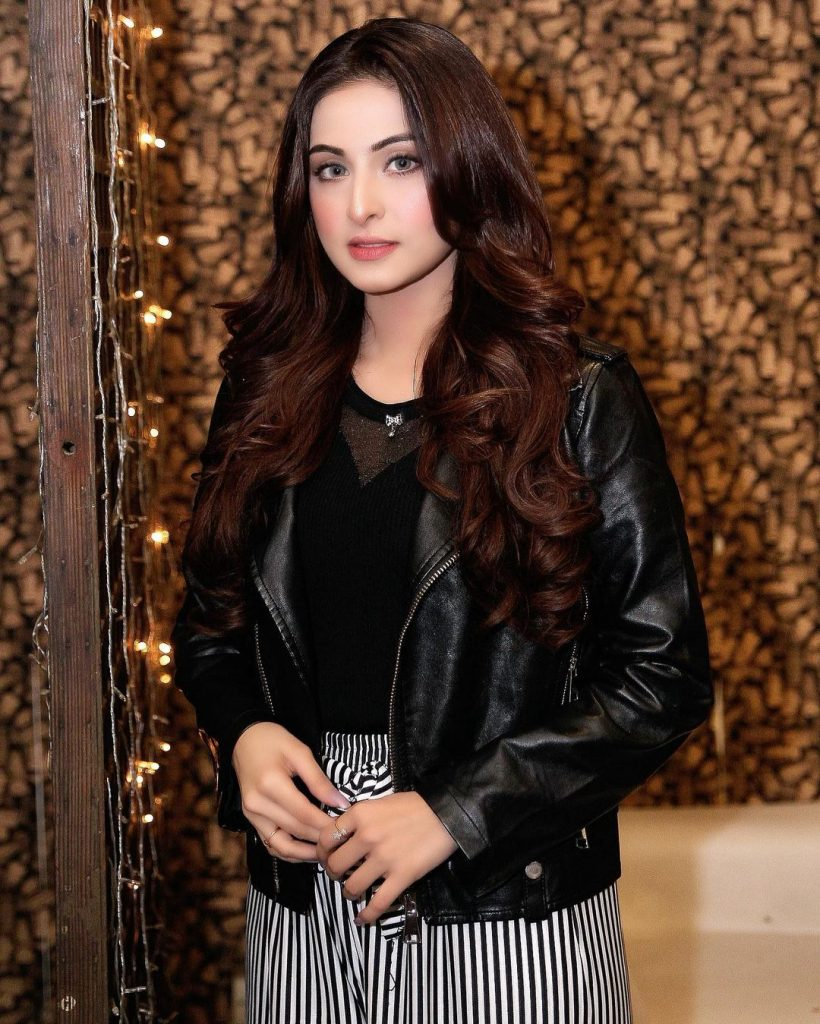 Actress Aruba Mirza Faces Criticism On Her Recent Video From Ashura Day