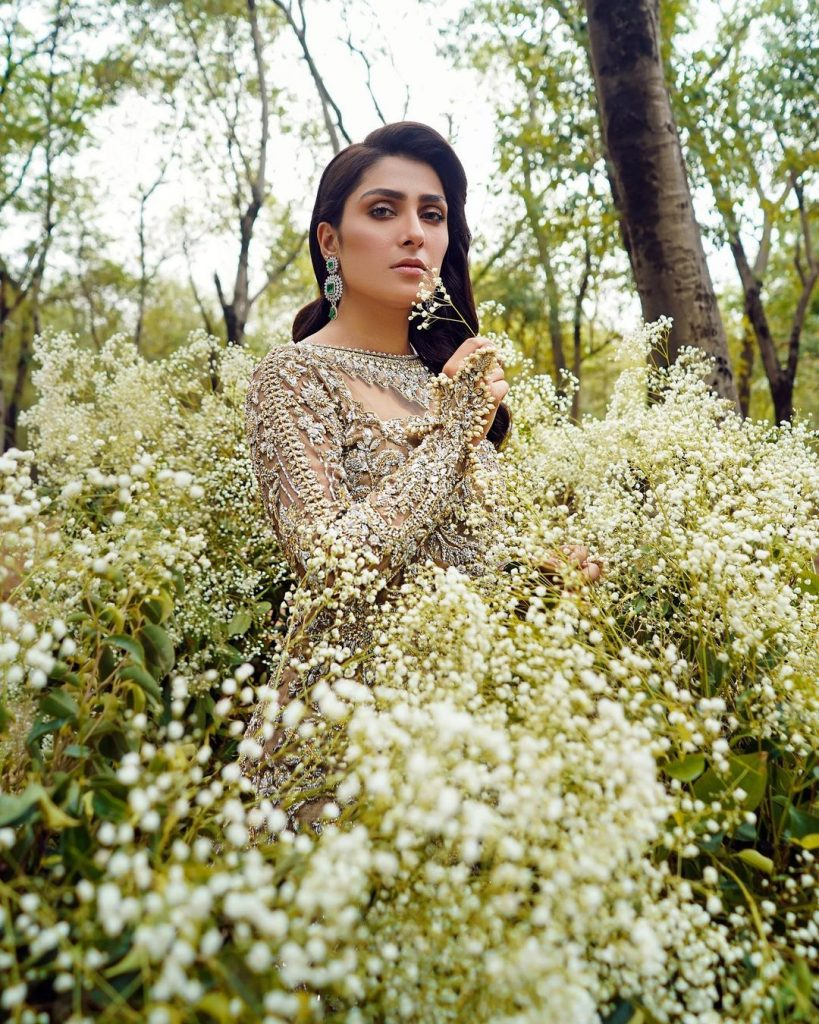 Ayeza Khan Makes A Style Statement In Her Latest Shoot