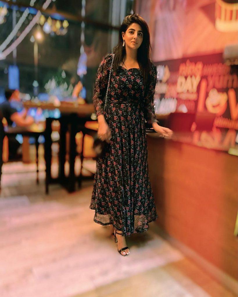 Latest Captivating Pictures Of Fatima Sohail