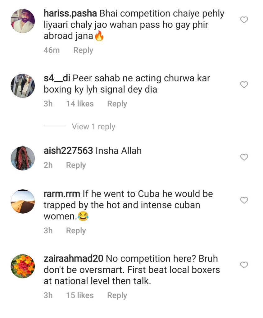 Another Statement Of Feroze Khan Ignites Criticism