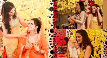 Aima Baig Receives Immense Criticism After Her Sister's Mayoun Event