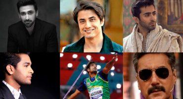 Celebrities Wishing Arshad Nadeem Who Reached Final Round Of Javelin Throw