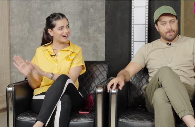 Haroon Shahid Talks About The Way Srha Asgr Screams