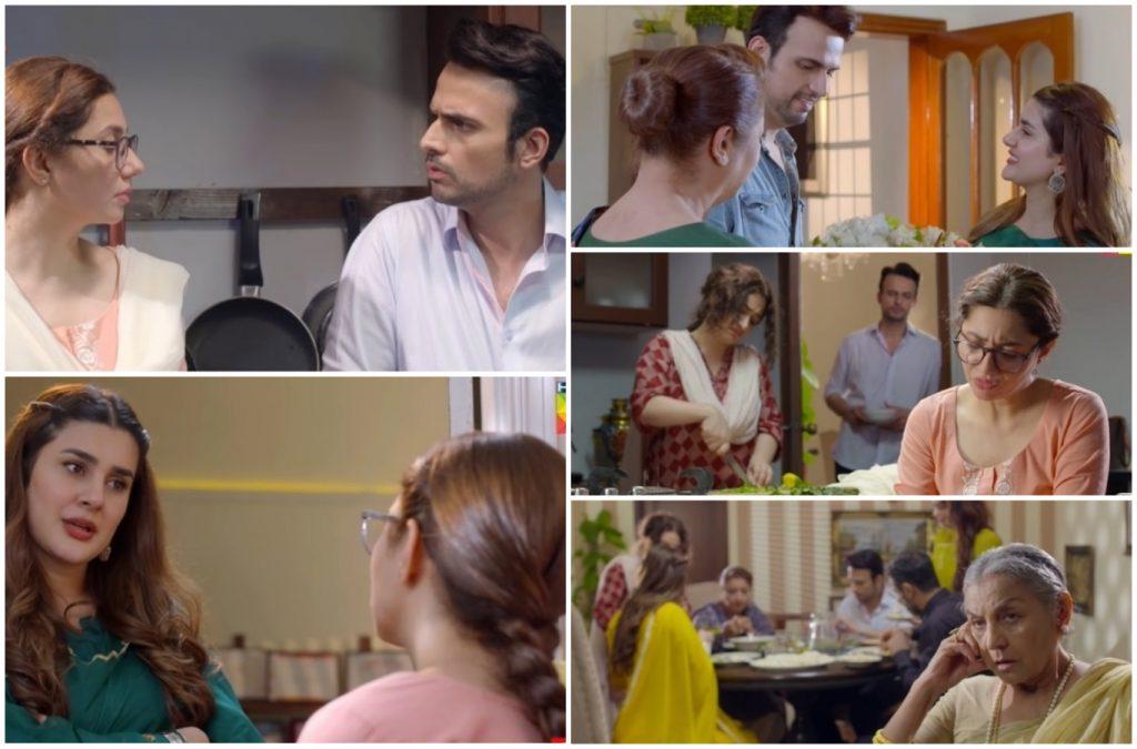 Hum Kahan Ke Sachay Thay Episode 4 Story Review - Aswad Is Here
