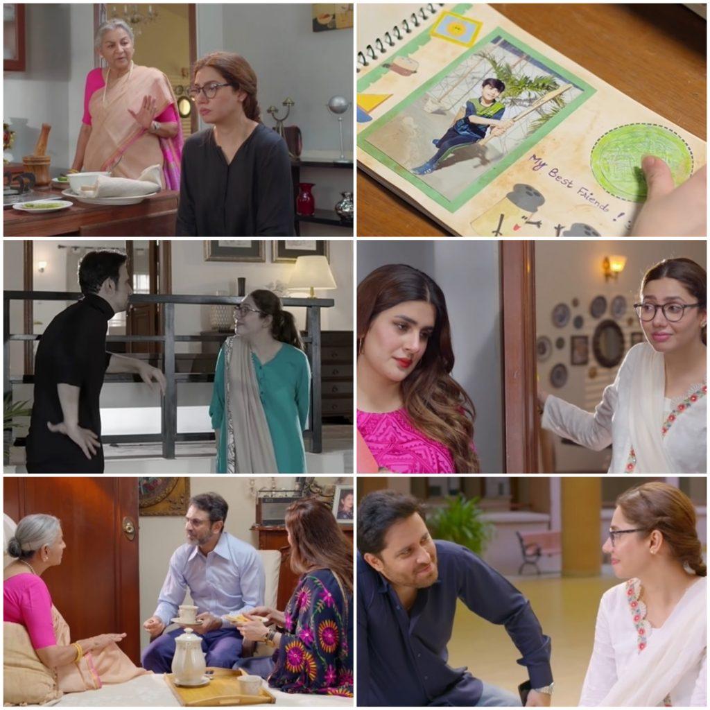 Hum Kahan Ke Sachay Thay Episode 2 Story Review - Mehreen's Struggles