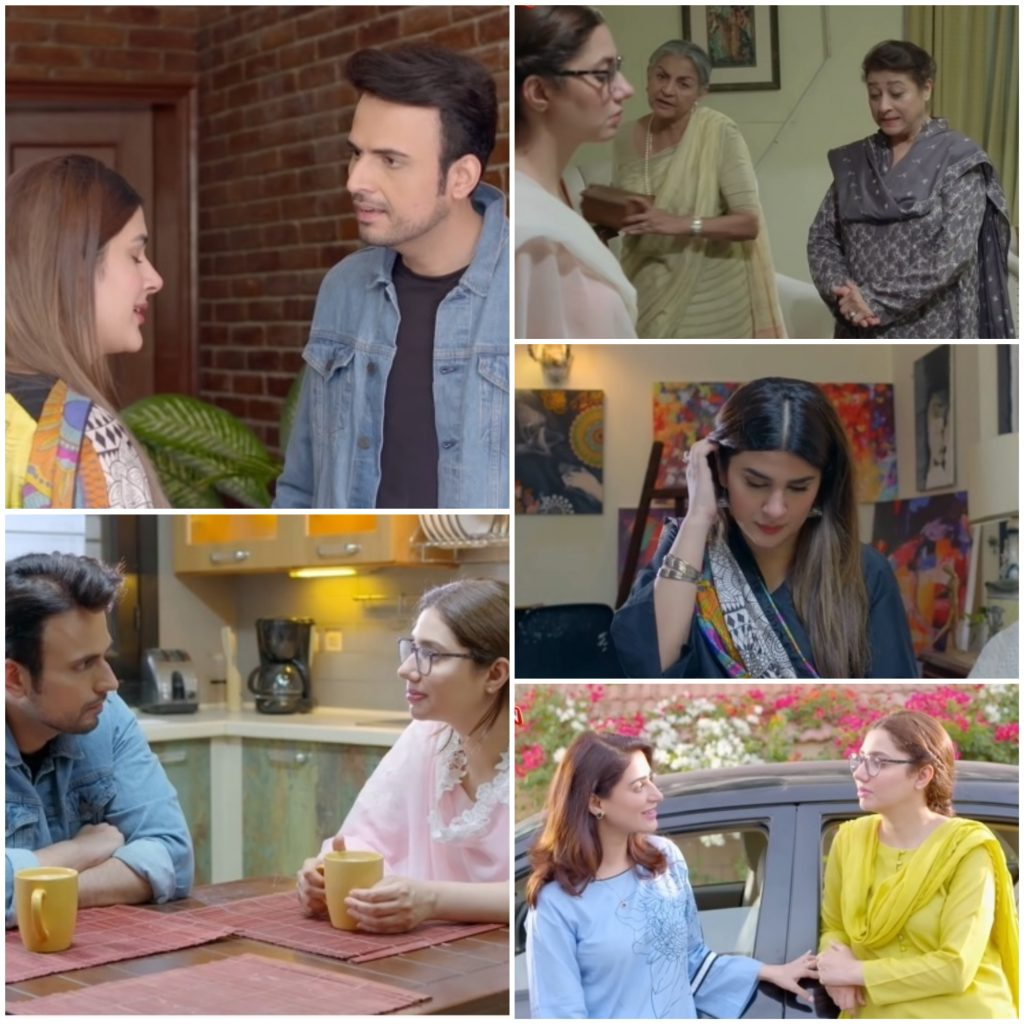 Hum Kahan Ke Sachay Thay Episode 05 Story Review - Meaningful Interactions