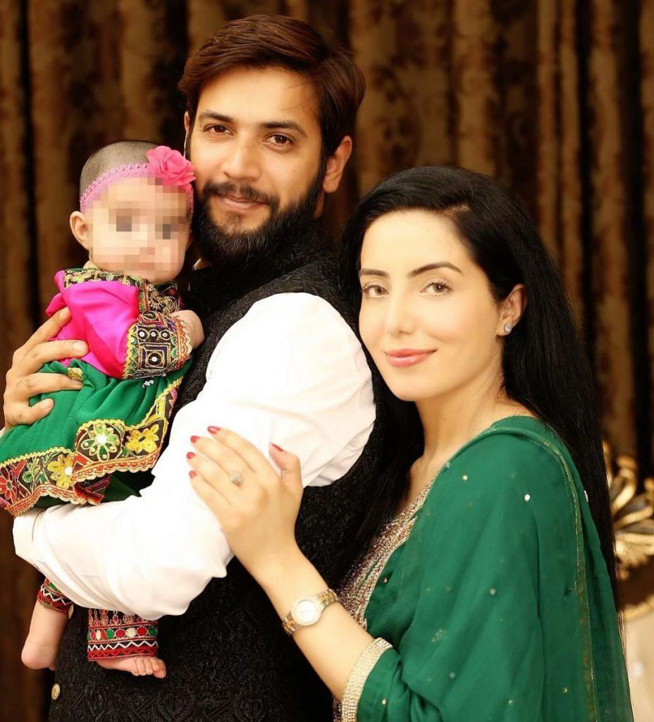 Imad Wasim And His Wife Celebrates 2nd Wedding Anniversary