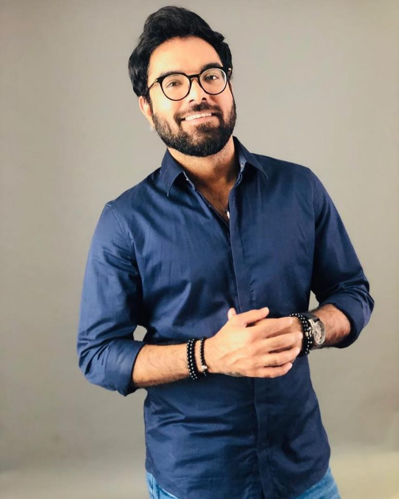 Yasir Hussain And Vasay Chaudhry's Online Fued