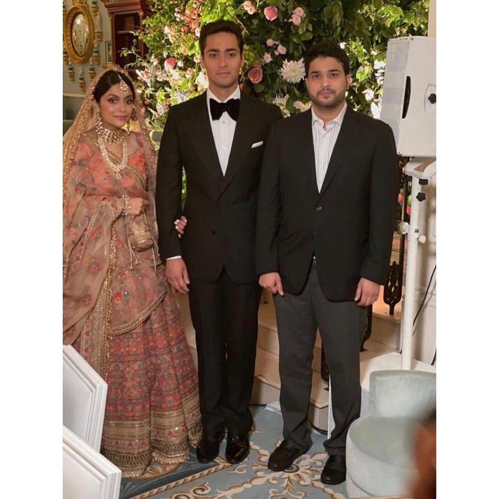 Maryam Nawaz's Son Junaid Safdar Tied The Knot
