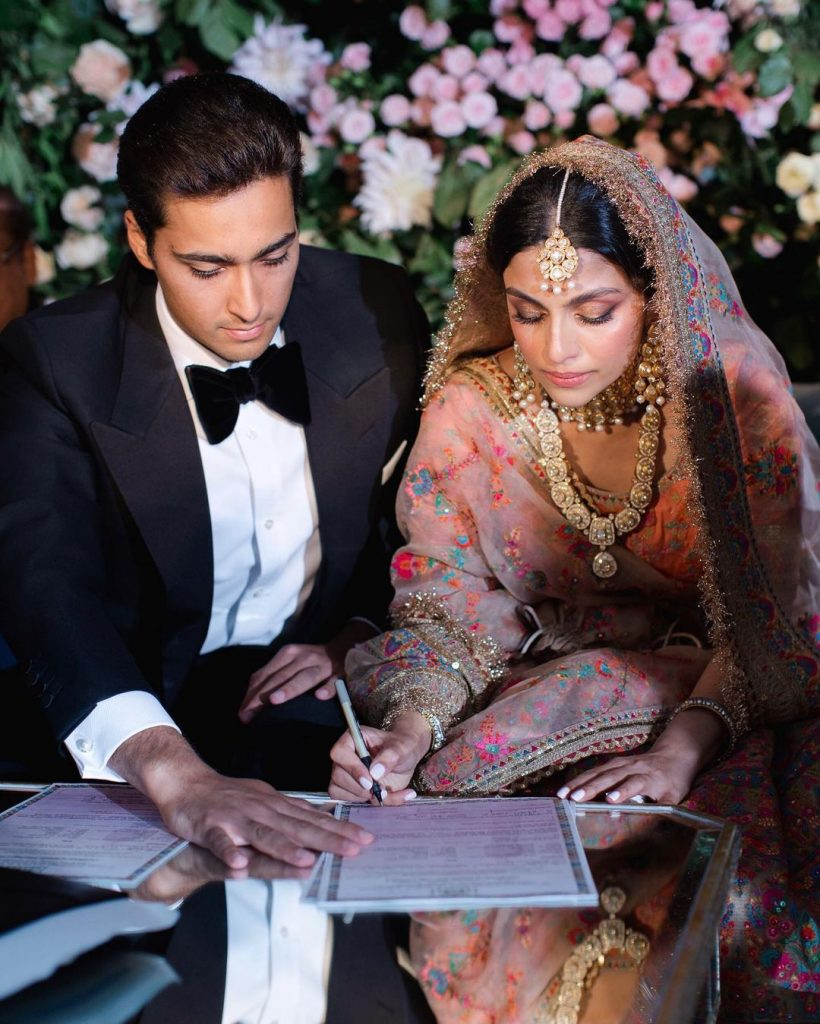 Junaid Safdar's Beautiful Wedding Video