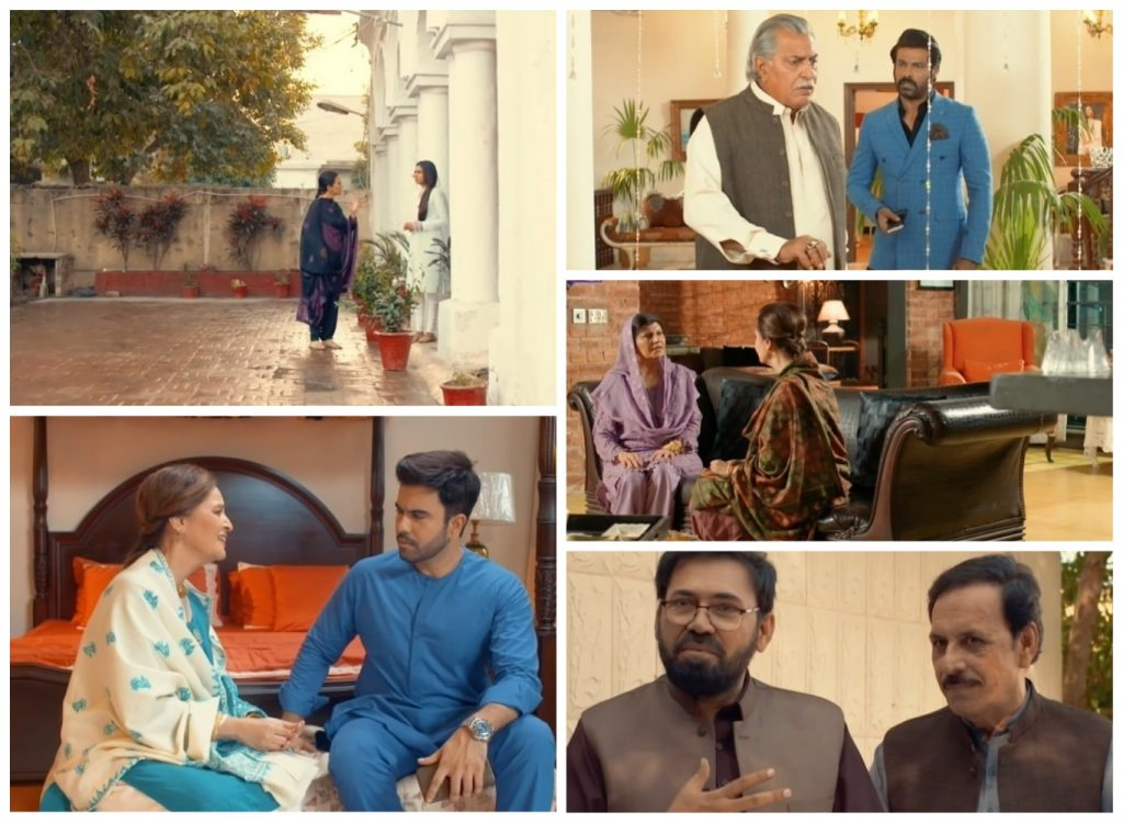 Khuda Aur Mohabbat Episode 28 Story Review - Important Developments