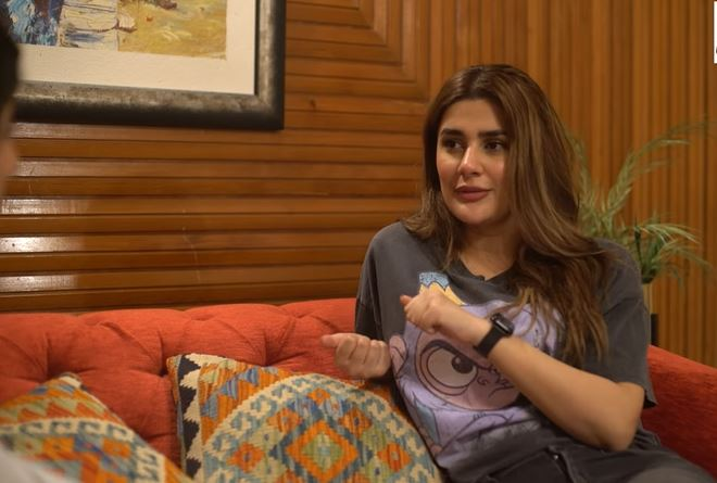 """Kubra Khan Spill The Beans On Her Upcoming Project """"Sinf-e-Ahan"""""""
