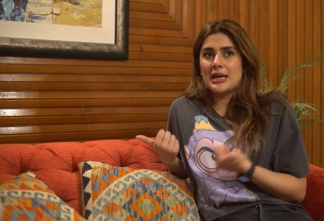 Kubra Khan Opens Up About Her Personal Life