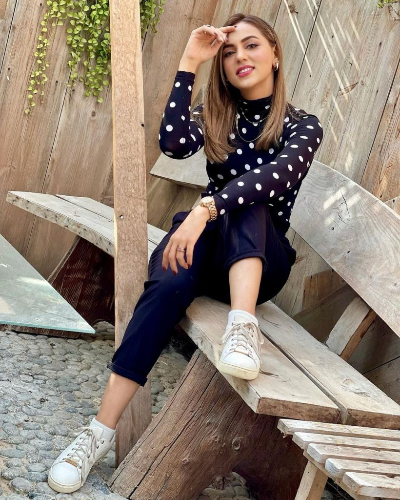Latest Alluring Pictures Of Maryam Noor