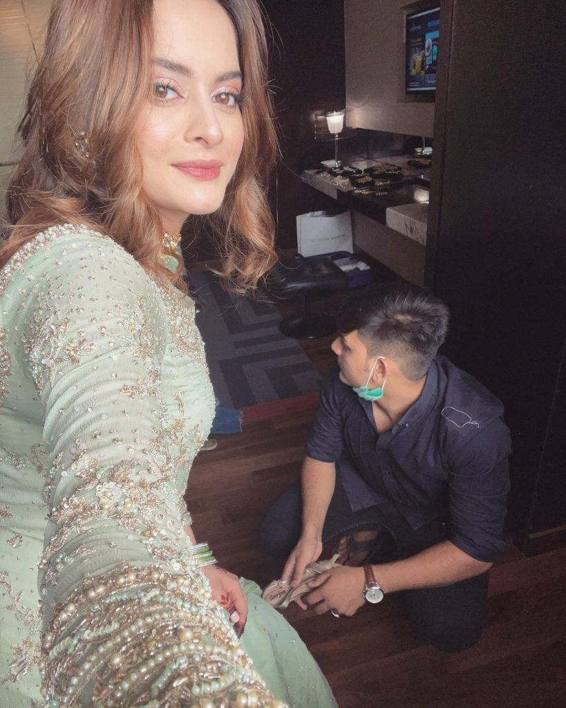 Photo Dump From Minal Khan's Engagement
