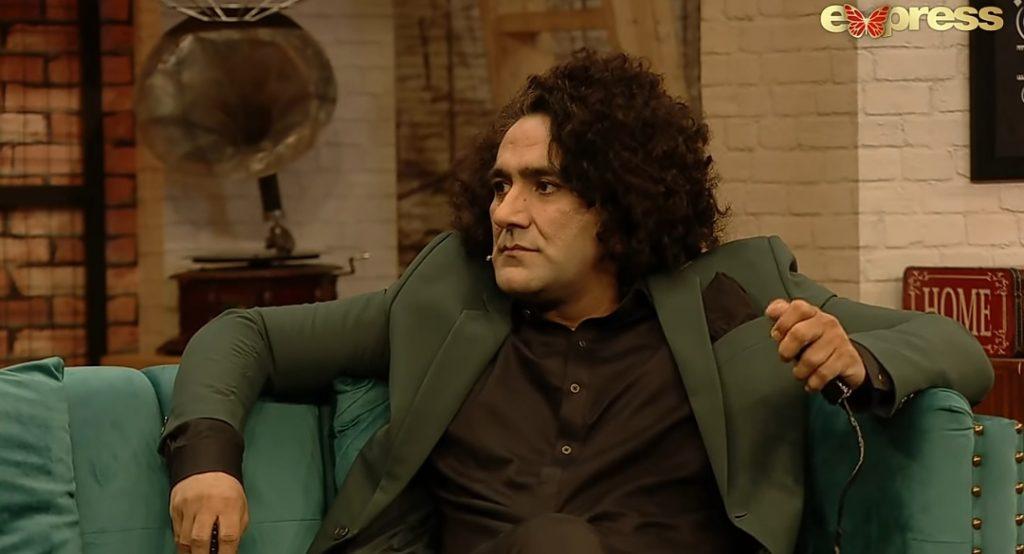 Why Bushra Ansari Got Angry On Mustafa and Murtaza